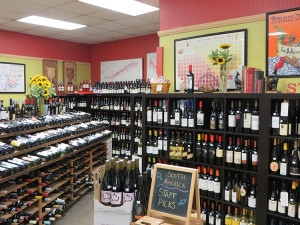 Campus Fine Wines in East Providence, RI.