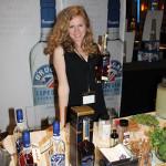 Nicole Canella, Promotions, Edrington, with Brugal Rum.