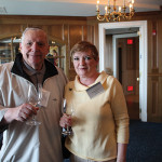 Jerry and Joyce Damura of Heron's Spirits in Brookfield.