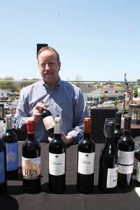 Kevin McGill of Dendor Wine Management.