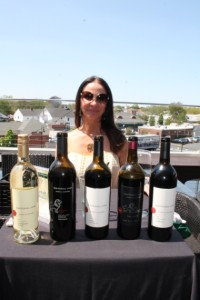 Erica Webber, CSW and Regional Sales Manager, Whitehall Lane Winery and Vineyards.