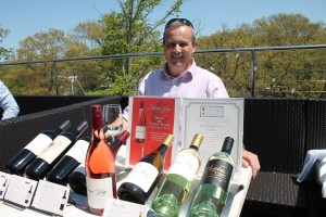 Ken Mulligan, Vice President of Sales Eastern Division, Martin Ray Vineyard and Winery.