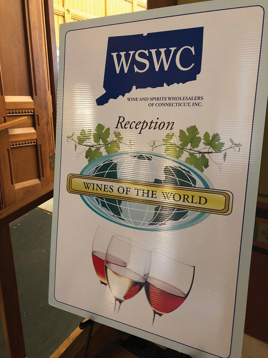 WSWC Hosts Annual Wines of the World Tasting