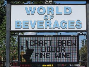 World of Beverages