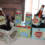 A featured selection of beers.