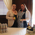 Kristy Chappell, Account Development Specialist Craft Beers, Brescome Barton; Cara Lynch-Passarelli, Trade Development Manager, Brescome Barton.
