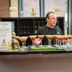 "Anthony DeSerio, Connecticut member of the international cadre of bartenders called the ""60 Hands Alliance,"" who serve as Patrón brand ambassadors."