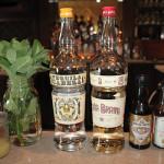 Tequila Cabeza and Cana Brava Rum.