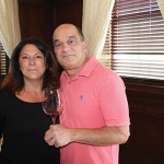 Lois and Phil Colella, Owners, Highgate Liquor Store, Watertown.