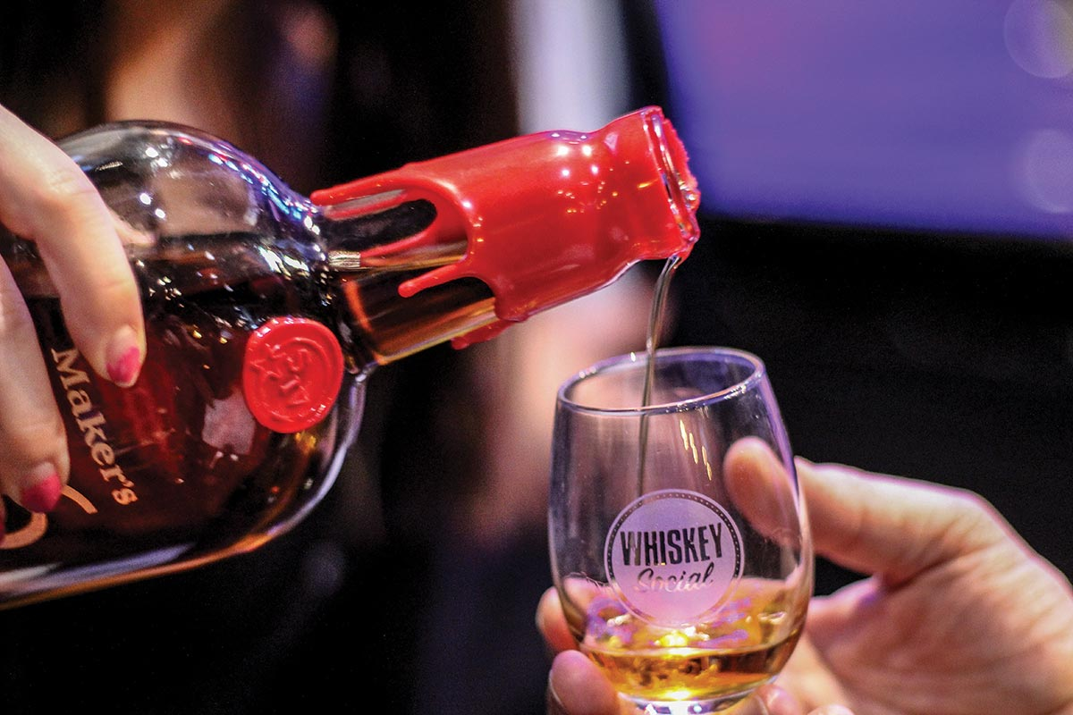 Whiskey Social Offers Tastes for a Cause in Fairfield