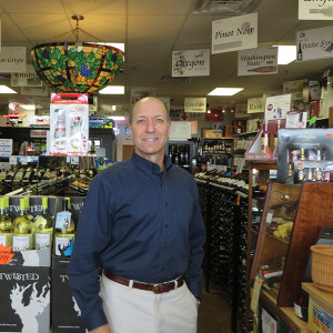 Gerry Kempen, owner of Goode Spirirts & Wines Liquor Company.