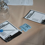 Battle of the Bourbons voting cards and tickets.