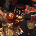 The Whiskey Festival at Twin River Casino, now its second year, hosted more than 30 different whiskey vendors. The Whiskey Treaty Brand provided musical entertainment during the Grand Tasting.