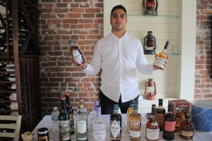 David Nava, Brand Development Manager Northeast, Anchor Distilling Company
