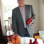 Louis Geneux, President, Forbidden Brands LLC.