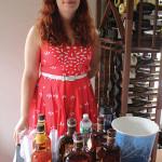 Jerusha Torres, Northeast Regional Manager, Four Roses Distillery.