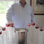 9. John Considine, Vice President Control States, Klin Spirits with Hammer + Sickle Vodka.