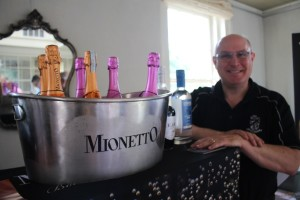 Douglass MacLeod, NY/CT/VT Regional Sales Manager, Mionetto USA.