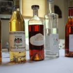 A selection of PM Spirits.