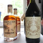 Templeton 4-year-old Rye Whiskey and Carpano Antica Formula, Infinium Spirits.