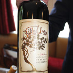 2013 Bella Union, the newest release in the collection, features black cherry, plum, strawberry and berry flavors on the nose.
