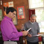 Bhaskar Sureja and Rusik Sureja, Essex Wine and Spirits.