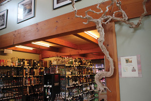 Inside Charlestown Wine and Spirits