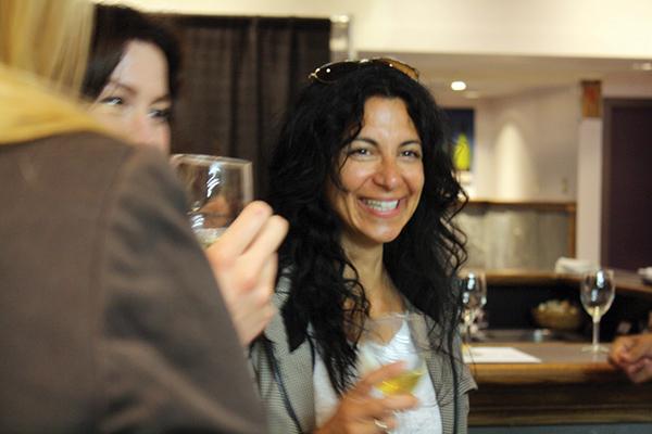 Carolyn Rafaelian, owner of Carolyn's Sakonnet