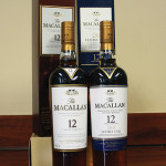 """Macallan 12 Year Old Double Cask, aged in European and American oak, is described as a """"new take on the signature sherry oak style of The Macallan."""""""