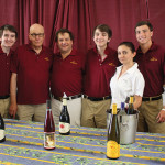 All of Sharpe Hill Vineyards: Kurt Vollweiler; Steven Vollweiler, Owner; David Vollweiler; William Vollweiler; Kaitlyn Vollweiler; Brandon Caffrey.
