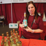 Sonia Savino of Savino Vineyards.