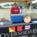 Stephanie Amport, Overshores Brewing Company in East Haven.