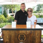 Michael and Christine Ieronimo, Owners, Brass City Brewing Company of Waterbury.
