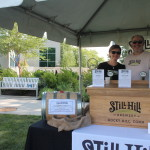 Sue and Scott Barbanel, Owners, Still Hill Brewing Company of Rocky Hill.