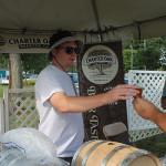 Andrew DiPietrantonio of Charter Oak Brewing Company.