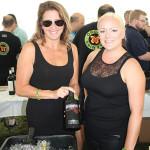 Lisa Panteleakos, Market Manager, Brockmans Gin and Stacey Villone, Representative, Brockmans Gin.