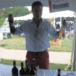 Ian Merriss, Northeast Regional Manager, Massanois Merchants of Fine Wines.