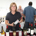 Pennie Haase, National Marketing Director, Northeast Regional Sales Manager, Alexander Valley Vineyards.