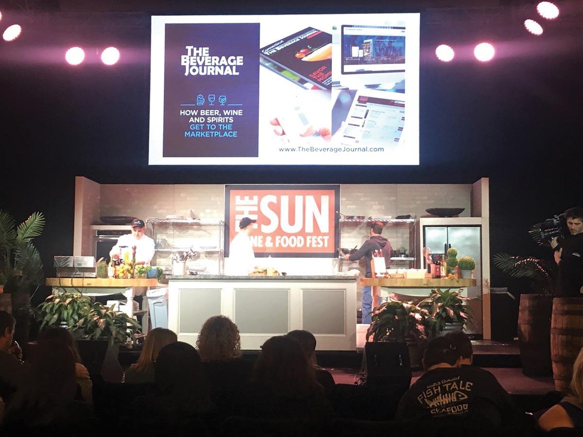 Sun Wine & Food Fest Offers Annual Weekend Showcase