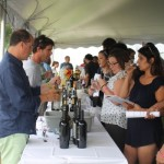 Trade guests during Worldwide Wines Fall Wine Extravaganza.