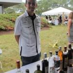 Emmanuel Pena of Domaine Select Wine Estates.