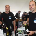 Oriol Bargallo, Export Area Manager, Pares Balta; Joan Cusine Carol of Pares Balta in Barcelona.
