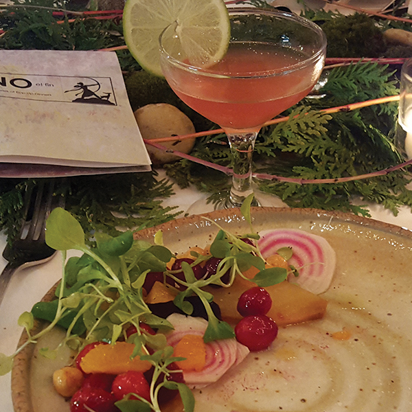 Hartford Flavor Company Hosts Max Catering For Pop-Up Dinner
