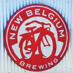 The New Belgium Brewing Co.'s bike logo.