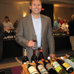 Dan Campbell, New England Regional Manager, Wagner Family Wines.