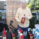 David Baker, Co-owner, Litchfield Distillery.