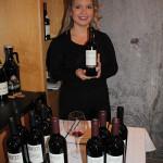 Mya Scott of Vine Ventures with Tenuta Monteti Caburnio and Tenuta Monteti.