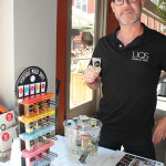 Michael Glickman, Owner, LIQS Cocktail Shots. LIQS products are ready-made cocktail shots featuring premium spirits, real fruit juice and natural flavors.