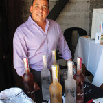 Frank Guerrera, Founder and CEO, PunZone Vodka.