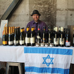 Dan Sigel, Northeast Regional Manager, Royal Wine Corp. featuring products from Europe and Kosher wines of Israel.
